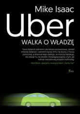 Uber Walka o władzę - Mike Isaac | mała okładka