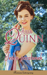 Jeden pocałunek - Julia Quinn   mała okładka