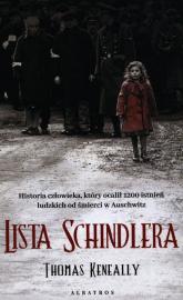 Lista Schindlera - Thomas Keneally   mała okładka