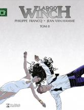 Largo Winch Tom 8 wydanie zbiorcze - Francq Philippe, Van Hamme Jean | mała okładka