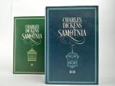 Samotnia Tom 1 i 2 - Charles Dickens | mała okładka