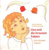 Lisa i brązowe tulipany Lisa ind die brauen Tulpen - Jolanta Barthel | mała okładka