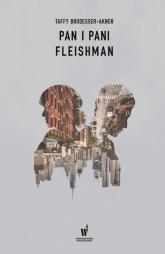 Pan i pani Fleishman - Taffy Brodesser-Akner | mała okładka