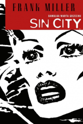 Sin City Damulka warta grzechu - Frank Miller | mała okładka