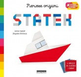 Statek Pierwsze origami AMD - Zbigniew Dmitroca | mała okładka