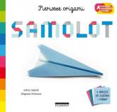 Samolot Pierwsze origami AMD - Zbigniew Dmitroca | mała okładka