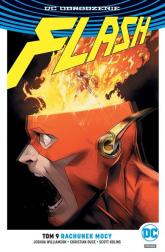 Flash Tom 9 Rachunek mocy - Williamson Joshua, Duce Christian   mała okładka