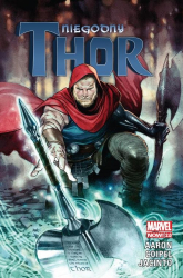 Niegodny Thor - Jason Aaron | mała okładka