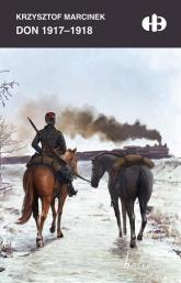 Don 1917-1918 - Krzysztof Marcinek | mała okładka