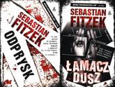 Łamacz dusz / Odprysk Pakiet - Sebastian Fitzek | mała okładka