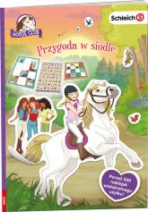 Schleich Horse Club Wyzwania z naklejkami -  | mała okładka