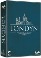 Londyn - Martin Wallace | mała okładka