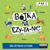 Bójka na czytanie Gra do nauki czytania -  | mała okładka