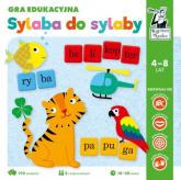 Sylaba do sylaby Gra edukacyjna -  | mała okładka