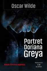 Portret Doriana Greya - Oscar Wilde | mała okładka