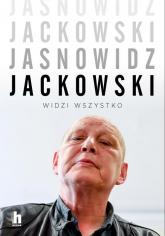 Jasnowidz Jackowski Widzi wszystko - Przemysław Lewicki | mała okładka