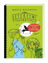 Zagadka ducha Chopina - Marta Guzowska | mała okładka
