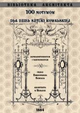 100 motywów dla dzieł sztuki kowalskiej - Ehrenfried Scholz | mała okładka