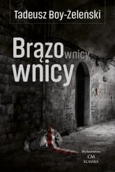 Brązownicy - Tadeusz Boy-Żeleński | mała okładka
