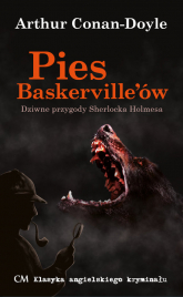 Pies Baskerville'ów - Arthur Conan-Doyle | mała okładka
