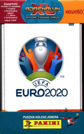 Karty UEFA EURO 2020 Adrenalyn XL Puszka kolekcjonera -  | mała okładka