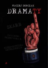Dramaty - Maciej Sobczak | mała okładka