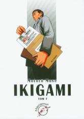 Ikigami 7 - Motoro Mase | mała okładka