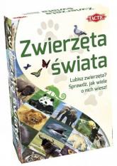 Quizy swiata: Zwierzęta świata -  | mała okładka