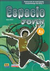 Espacio Joven 1 7 Podręcznik + CD - Menendez Mar   mała okładka