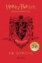Harry Potter i kamień filozoficzny (Gryffindor) - Rowling Joanne K. | mała okładka
