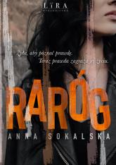 Raróg - Anna Sokalska | mała okładka