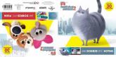 Sekretne życie zwierzaków domowych 2 Jak dobrze być kotem/Jak dobrze być psem - zbiorowe opracowanie | mała okładka