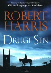 Drugi sen - Robert Harris | mała okładka