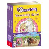 Schleich Horse Club Wspaniały dzień / Niezwykła wieź / Sekretnik Pakiet - Emma Walden | mała okładka