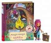 Książka Lego Disney Księżniczka Sekrety magicznego zamku - Jessica Brody | mała okładka