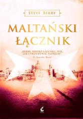 Maltański łącznik - Steve Berry | mała okładka