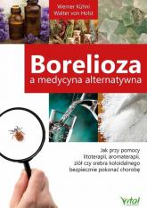 Borelioza a medycyna alternatywna - Werner Kühni | mała okładka