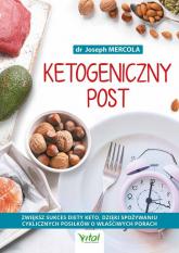 Ketogeniczny post - Joseph Mercola | mała okładka