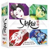 Yokai - kooperacyjna gra karciana - Julien Griffon | mała okładka