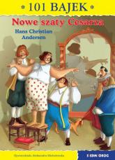 Nowe szaty Cesarza - Hans Christian Andersen | mała okładka