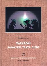 Wayang.  Jawajski teatr cieni - Marianna Lis | mała okładka
