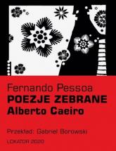 Poezje zebrane Alberto Caeiro - Fernando Pessoa | mała okładka