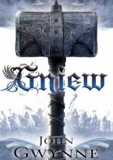 Gniew - John Gwynne | mała okładka