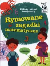 Rymowane zagadki matematyczne - Szwajkowska Elżbieta, Szwajkowski Witold | mała okładka