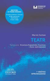 Teatr - Marvin Carlson | mała okładka