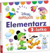 Disney Maluch Elementarz 2-latka -  | mała okładka