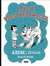 Łysol i Strusia - Marcin Wicha | mała okładka