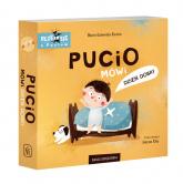 Pucio mówi dzień dobry - Marta Galewska-Kustra | mała okładka