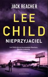 Jack Reacher Nieprzyjaciel - Lee Child | mała okładka