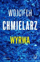 Wyrwa - Wojciech Chmielarz | mała okładka